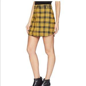 """BB Dakota """"I Totally Paused Mini Skirt"""""""